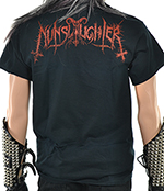 NUNSLAUGHTER - Putrid Battle Tee