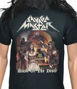 SAVAGE MASTER - Mask Of The Devil