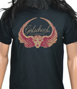 GIRLSCHOOL - Winged Logo