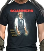 HORROR MOVIE - Scanners
