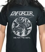ENFORCER - Die For The Devil