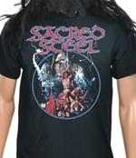 SACRED STEEL - Wargods Of Metal