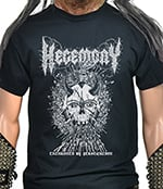 HEGEMONY - Enthroned By Persecution