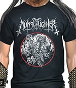 NUNSLAUGHTER - Putrid Decapitations