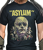 HORROR MOVIE - Asylum