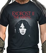HORROR MOVIE - Exorcist 2: The Heretic