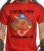 CANNIBAL CORPSE - Hammer Smashed Face (Original Art)