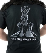 OCTOBER 31 - The Fire Awaits You [T-Shirt]