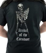 NOCTURNAL - Arrival Of The Carnivore [T-Shirt]