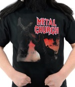 METAL CHURCH - Metal Church [T-Shirt]