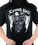 TRENCH HELL - Alcoholic Disaster [T-Shirt]