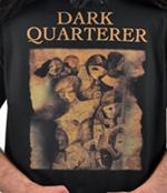 """DARK QUARTERER """"Dark Quarterer"""" [T-Shirt]"""