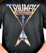 """TRIUMPH """"Allied Forces"""" [T-Shirt]"""