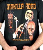MANILLA ROAD - Mystification (Original Cover)