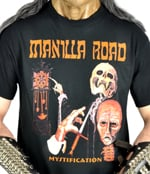 MANILLA ROAD - Mystification (Original Cover)