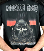 MANILLA ROAD - Courts Of Chaos