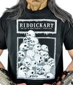 MARK RIDDICK - Riddickart - Pile Of Skulls