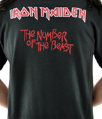 IRON MAIDEN - The Number Of The Beast [T-Shirt]