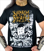 NAPALM DEATH - From Enslavement To Obliteration Vintage