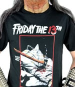 HORROR MOVIE - Friday The 13Th