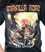 MANILLA ROAD - The Deluge
