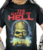 HORROR MOVIE - The Gates Of Hell