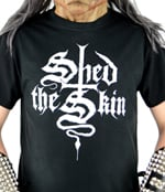 SHED THE SKIN - Logo