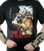 HORROR MOVIE - Tombs Of The Blind Dead