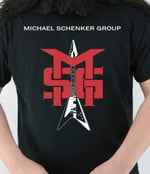MICHAEL SCHENKER GROUP - Msg Logo