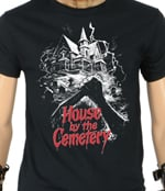 HORROR MOVIE - House By The Cemetery