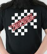 FASTWAY - Checker Logo