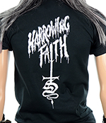 SHED THE SKIN - Harrowing Faith