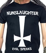 NUNSLAUGHTER - Evil Speaks