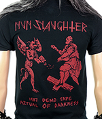 NUNSLAUGHTER - Ritual Of Darkness