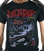 DECEASED - Behind The Mourner's Veil