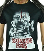 HORROR MOVIE - Bloodsucking Freaks