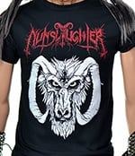 NUNSLAUGHTER - Satan Is Metal's Master