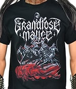 GRANDIOSE MALICE - The Eternal Infernal