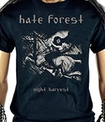 HATE FOREST - Night Harvest
