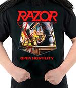 RAZOR - Open Hostility