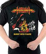 HAUNT - Burst Into Flame