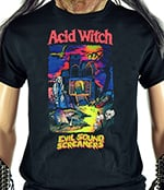 ACID WITCH - Evil Sound Screamers: Trick Or Treat 2018