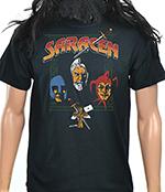 SARACEN - Heroes, Saints And Fools (Original Logo)