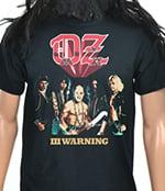OZ - Iii Warning