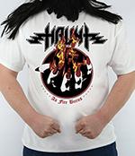 HAUNT - As Fire Burns
