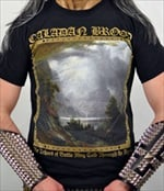 CALADAN BROOD - Echoes Of Battle (T-Shirt / LARGE)