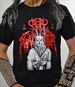NUNSLAUGHTER - Goat Priest (T-Shirt)