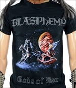 BLASPHEMY - Gods Of War [Full Color]