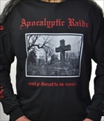 APOKALYPTIC RAIDS - Only Death Is Real