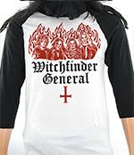 WITCHFINDER GENERAL - Burning A Sinner